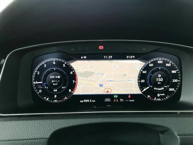 TSI H/L VW認定中古車  禁煙車 ACC機能付(11枚目)