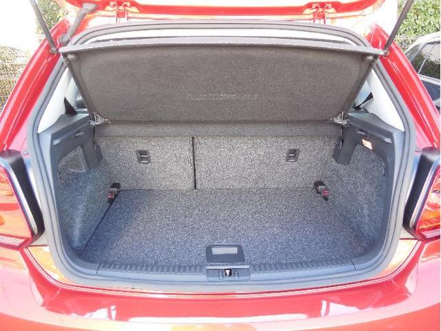 フォルクスワーゲン VW ポロ TSIコンフォートラインアップグレードパック 純正ナビ