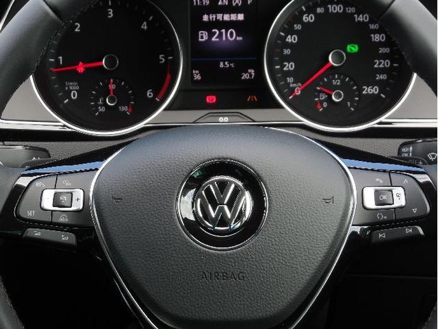 TDIエレガンスライン ディーゼル 登録済未使用車・新車保証(11枚目)