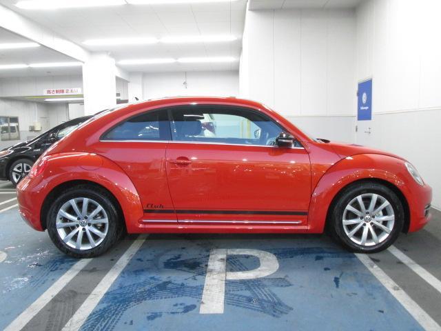 フォルクスワーゲン VW ザ・ビートル Club 元試乗車 認定中古車