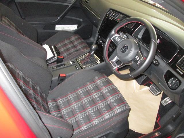 フォルクスワーゲン VW ゴルフGTI GTI メーカー保証付 認定中古車