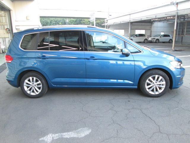 フォルクスワーゲン VW ゴルフトゥーラン TSI コンフォートライン メーカー保証付 認定中古車