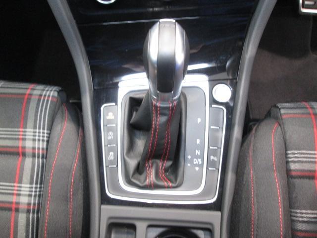 GTIメーカー保証付 認定中古車(12枚目)