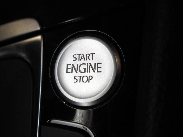 スタートスイッチを押すだけでエンジンの始動、停止が行えます!