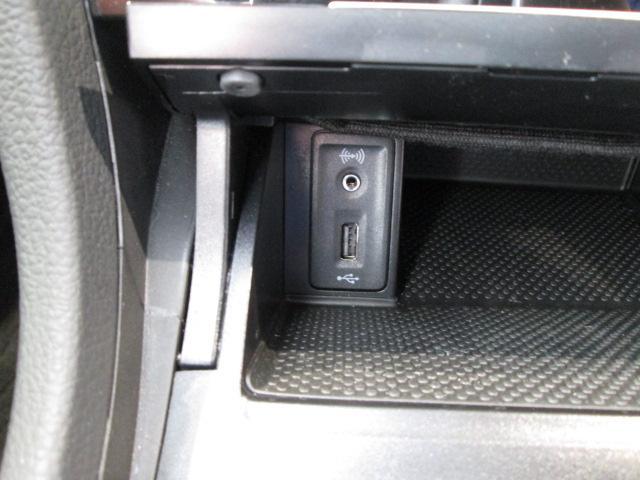 USB付ですのでスマートフォンの充電も可能です!