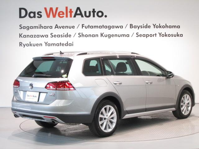 TSI 4MOTION 4WD メーカー保証付 認定中古車(5枚目)