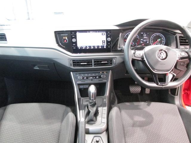 TSI コンフォートライン メーカー保証付 認定中古車(8枚目)