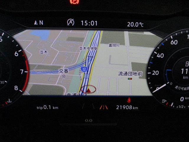 TSIハイライン テックエディション SDカーナビ ETC レインセンサー コンフォートシート 地デジTV アダプティブクルーズコントロール リアビューカメラ エレクトロニックパーキングブレーキ マルチファンクションステアリング(18枚目)