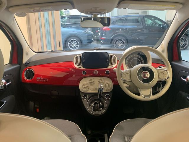 「フィアット」「フィアット 500」「コンパクトカー」「千葉県」の中古車14