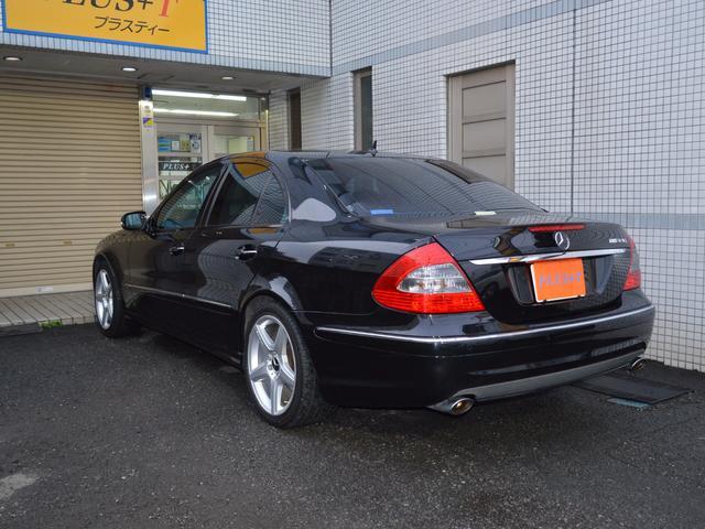 メルセデス・ベンツ M・ベンツ E300 アバンギャルドS ブラックレザー 純正ナビ ETC