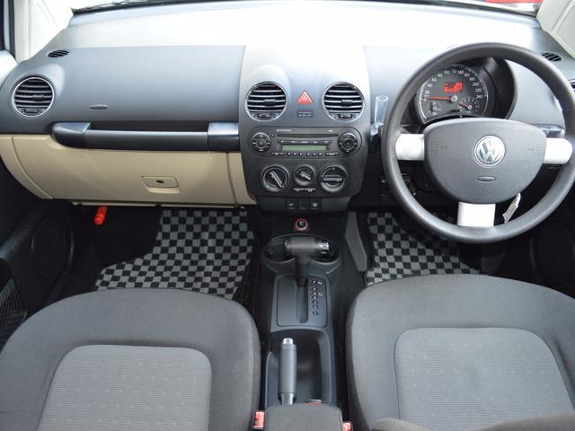 フォルクスワーゲン VW ニュービートル ベースグレード 2.0 ETC