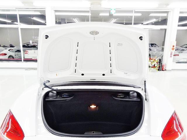 ボクスター 右ハンドル2オーナー車 電格ミラー シートヒータ(10枚目)