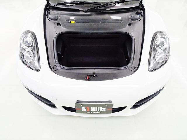 ボクスター 右ハンドル2オーナー車 電格ミラー シートヒータ(13枚目)