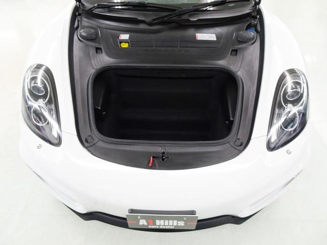 ベースグレード 右ハンドル PDK 2オーナー車 パドルシフト 電動格納ミラー シートヒーター バックカメラ ナビ テレビ CD ETC ブルートゥース HIDライト 18インチホイール ポルシェ純正電動リヤウイング(13枚目)
