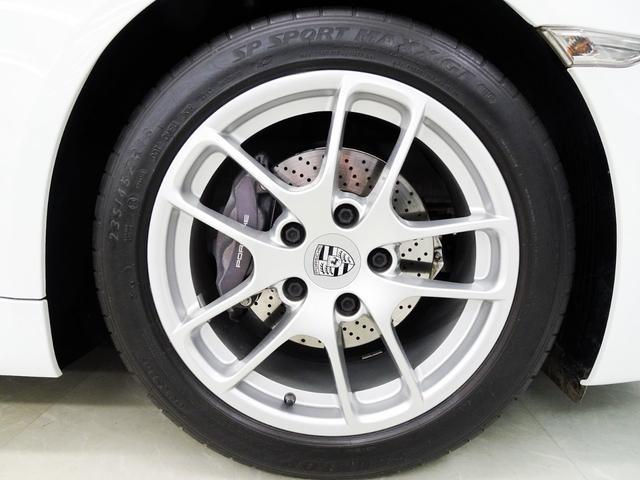 ベースグレード 右ハンドル PDK 2オーナー車 パドルシフト 電動格納ミラー シートヒーター バックカメラ ナビ テレビ CD ETC ブルートゥース HIDライト 18インチホイール ポルシェ純正電動リヤウイング(25枚目)
