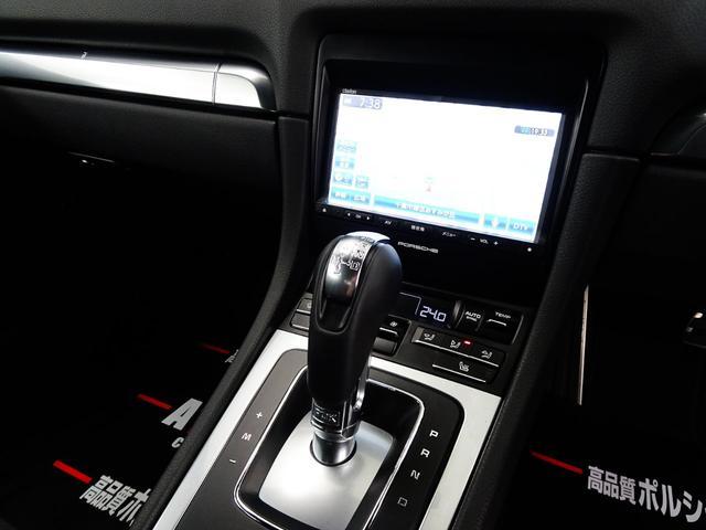 ベースグレード 右ハンドル PDK 2オーナー車 パドルシフト 電動格納ミラー シートヒーター バックカメラ ナビ テレビ CD ETC ブルートゥース HIDライト 18インチホイール ポルシェ純正電動リヤウイング(43枚目)