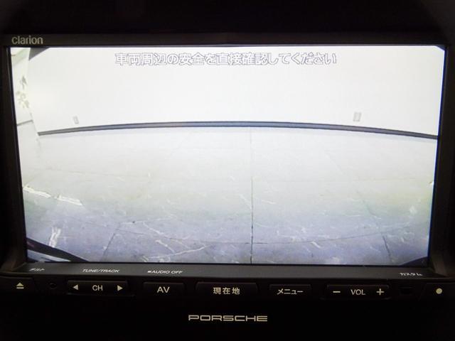 ベースグレード 右ハンドル PDK 2オーナー車 パドルシフト 電動格納ミラー シートヒーター バックカメラ ナビ テレビ CD ETC ブルートゥース HIDライト 18インチホイール ポルシェ純正電動リヤウイング(46枚目)