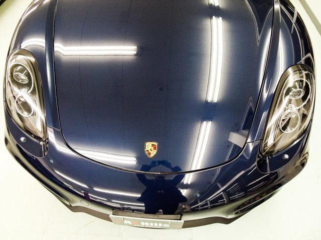 ベースグレード 右ハンドル ワンオーナー車 正規ディーラー車 PDLS PSM 電動格納ミラー シートヒーター デュアルエグゾーストマフラーエンド ナビ テレビ CD バックカメラ ETC キーレスキー2本(28枚目)