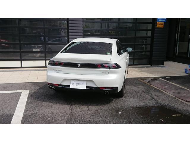 「プジョー」「508」「セダン」「千葉県」の中古車6