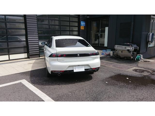 「プジョー」「508」「セダン」「千葉県」の中古車8