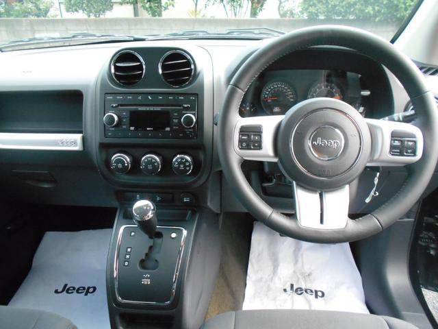 クライスラー・ジープ クライスラージープ コンパス スポーツ4×4 元デモカー 新車保証継承 走行986キロ