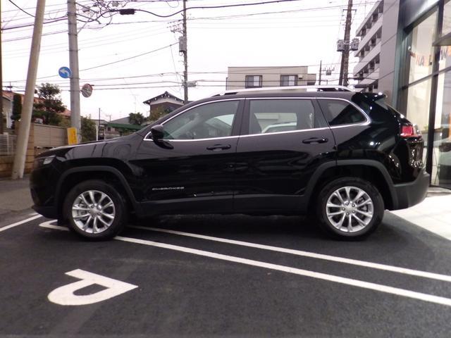 「その他」「クライスラージープ チェロキー」「SUV・クロカン」「東京都」の中古車5