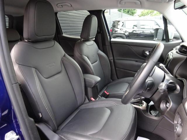 クライスラー・ジープ クライスラージープ レネゲード 新車保証継承 リミテッド 元弊社試乗車