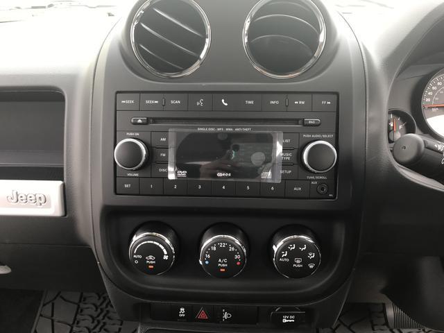クライスラー・ジープ クライスラージープ コンパス スポーツ4X2 7インチナビ Bカメラ ETC 新車保証継承