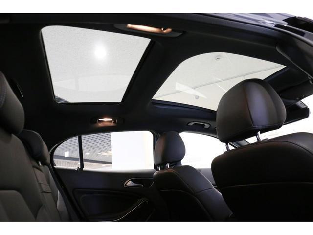 GLA220 4マチック レーダーセーフティーパッケージ 純正ナビ プレミアムパッケージ パノラマルーフ 認定中古車 下取車(19枚目)