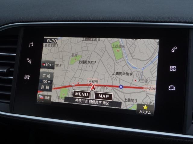 SW GT ブルーHDi アクティブクルーズコントロール アクティブブラインドスポットモニターシステム パークアシスト レッドステッチ・テップレザー/アルカンタラスポーツシート・革巻小径スポーツステアリング 新車保証継承(4枚目)