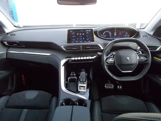 クロスシティ ブルーHDi 純正ナビ・ETC・ドライブレコーダー装着 グリーンステッチ入りインテリア アルカンタラ/テップレザーシート パノラミックサンルーフ ハンズフリー電動テールゲート 新車保証継承(3枚目)