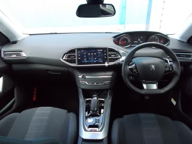 アリュール ブルーHDi 純正ナビ・ETC・ドライブレコーダー装着 アクティブセーフティブレーキ アクティブクルーズコントロール ドライバーアテンションアラート スピードリミットインフォメーション 新車保証継承(3枚目)