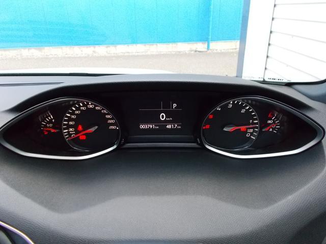 SW GT ブルーHDi 純正ナビ・ETC・ドライブレコーダー装着 アクティブクルーズコントロール パークアシスト レッドステッチ・テップレザー/アルカンタラスポーツシート・インテリア・ステアリング 新車保証継承(25枚目)