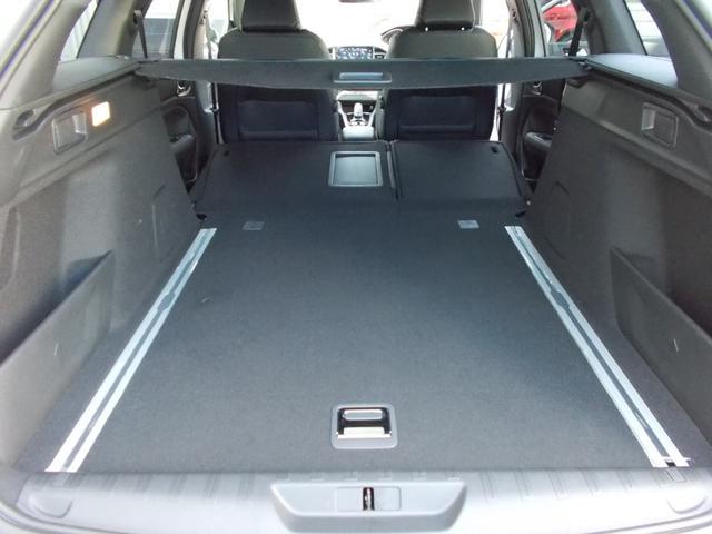SW GT ブルーHDi 純正ナビ・ETC・ドライブレコーダー装着 アクティブクルーズコントロール パークアシスト レッドステッチ・テップレザー/アルカンタラスポーツシート・インテリア・ステアリング 新車保証継承(36枚目)