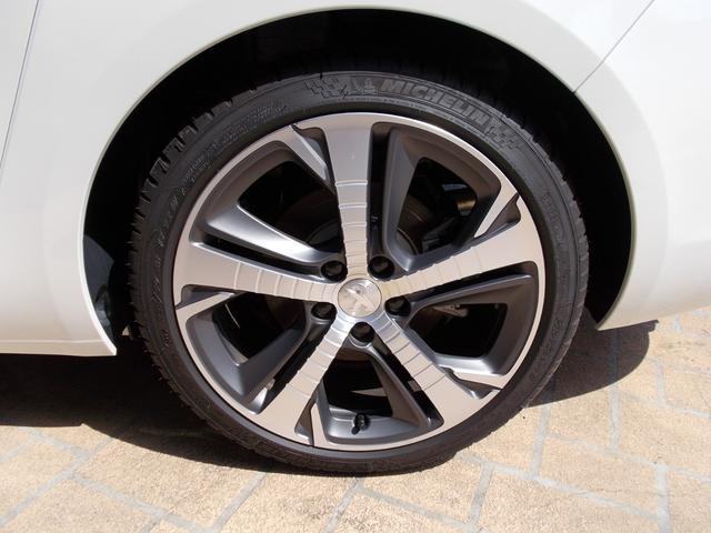 SW GT ブルーHDi 純正ナビ・ETC・ドライブレコーダー装着 アクティブクルーズコントロール パークアシスト レッドステッチ・テップレザー/アルカンタラスポーツシート・インテリア・ステアリング 新車保証継承(40枚目)