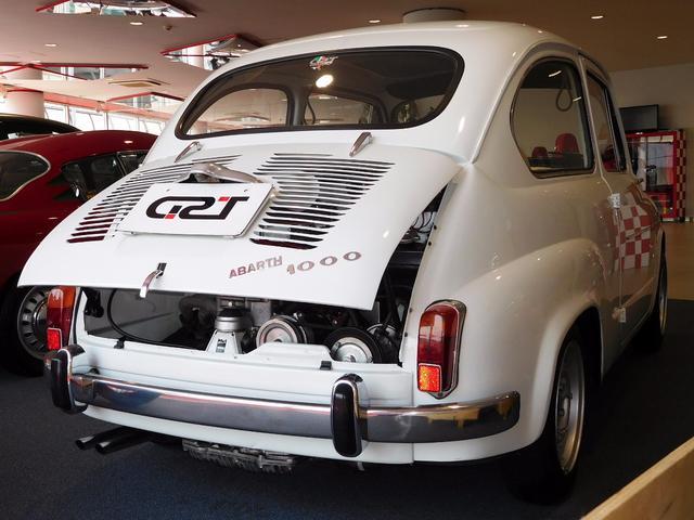 アバルト アバルト 1000 TC