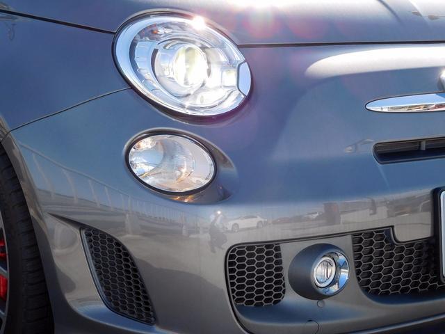 アバルト アバルト アバルト595 コンペティツィオーネ 認定中古車 Bremboブレーキ 禁煙