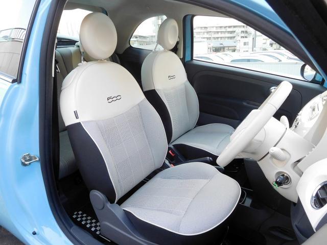 「フィアット」「フィアット 500」「コンパクトカー」「東京都」の中古車5