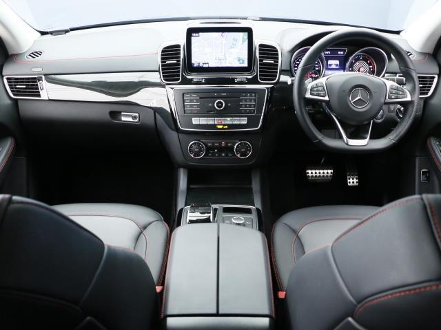 GLE350 d 4マチック クーペ スポーツ 新車保証(11枚目)