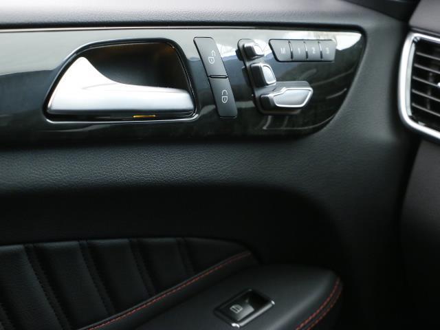 GLE350 d 4マチック クーペ スポーツ 新車保証(15枚目)