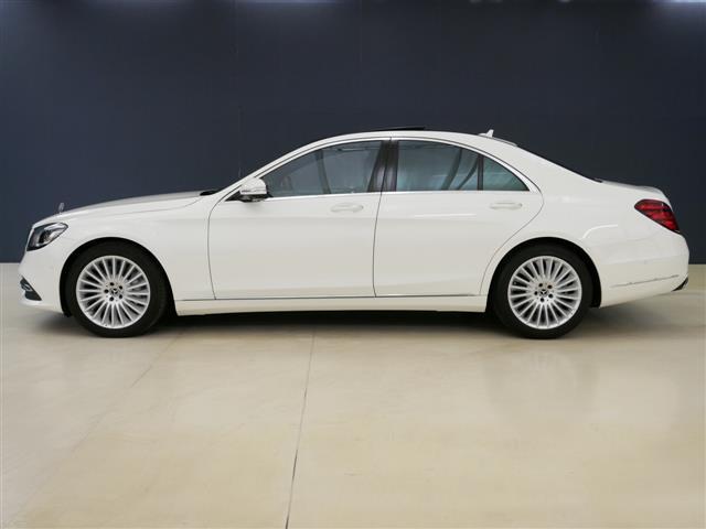 S450 エクスクルーシブ 4年保証 新車保証(2枚目)