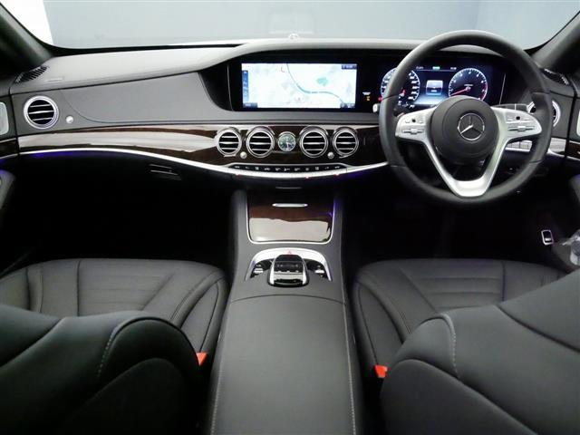 S450 エクスクルーシブ 4年保証 新車保証(11枚目)