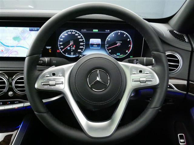 S450 エクスクルーシブ 4年保証 新車保証(17枚目)