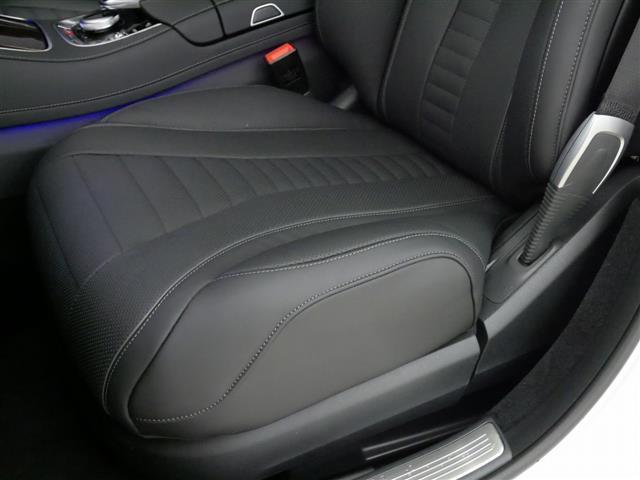S450 エクスクルーシブ 4年保証 新車保証(19枚目)