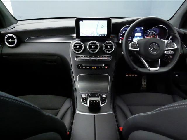 GLC250 4マチック スポーツ 4年保証 新車保証(11枚目)