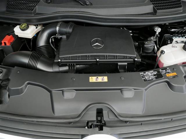 V260 ロング 2年保証 新車保証(9枚目)