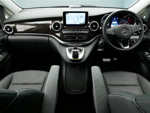 V260 ロング 2年保証 新車保証(12枚目)