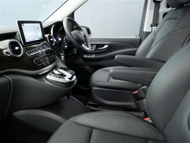 V260 ロング 2年保証 新車保証(20枚目)