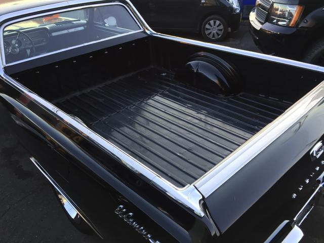 シボレー シボレー エルカミーノ 国内新規 フルオリジナル 52年間CA滞在車 Fディスク