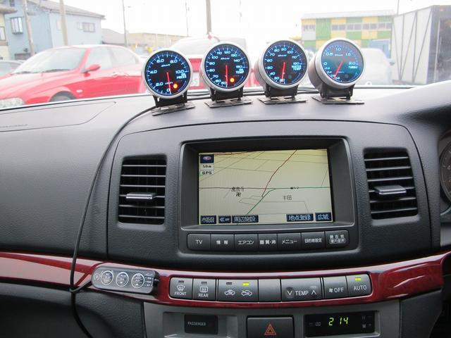 グランデiR-V 純正5速MT車高調マフラーDefiメーター(16枚目)